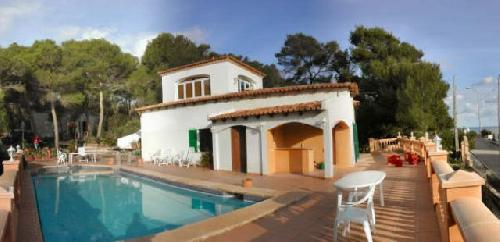 - Vacation villa with private pool in Cala Mesquida, Majorca, private pool, sleeps 10 - 12, for vacation rentals