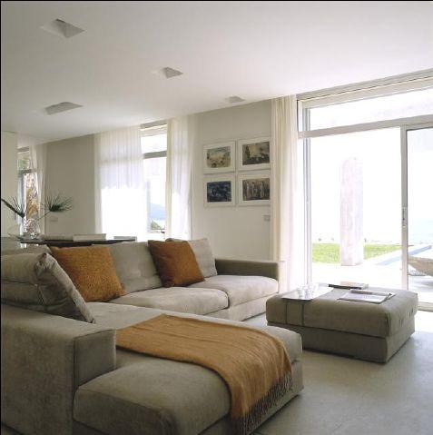 Villa moderne pieds dans l 39 eau avec piscine priv e 6 couchages cala bona majorque louer - Piscine santa bona ...