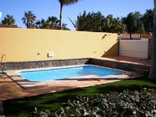 - Villa close to beach with pool for 6 persons in Maspalomas, Gran Canaria