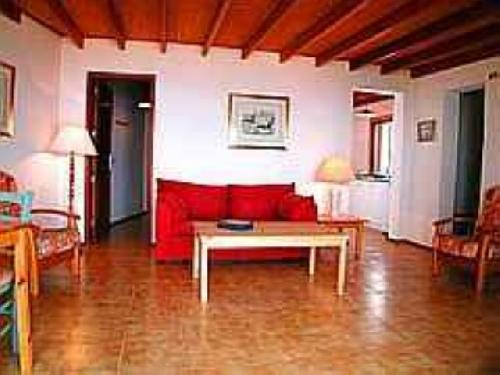 - Holiday home in a vacation resort with sea view in La Matanza, Tenerife zu rent