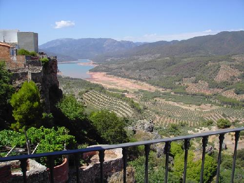- Holiday accommodation with fantastic view in Hornos, Jaen, Andalusia, Spain