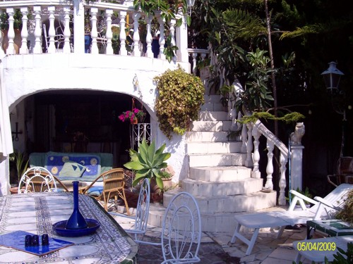 - Holiday accommodation with pool in Benissa, Costa Blanca to rent