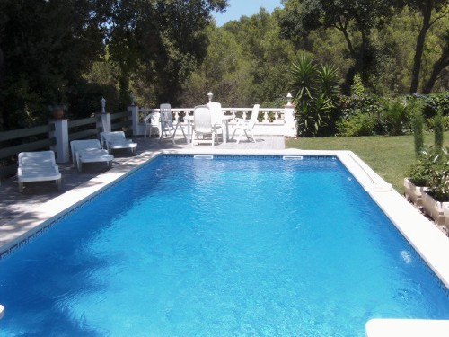- Holiday Cottage for 10 persons with swimming pool, Mas Tomasi, Pals, Costa Brava for rent
