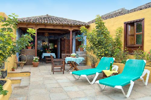 - Casa Los Pajeros, Finca las Breveritas with heated, Tenerife for holiday rentals
