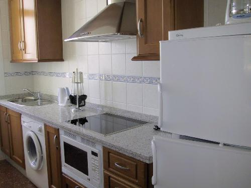 - Vacation, right on the beach in an apartment, Nerja, Costa del Sol, Spain