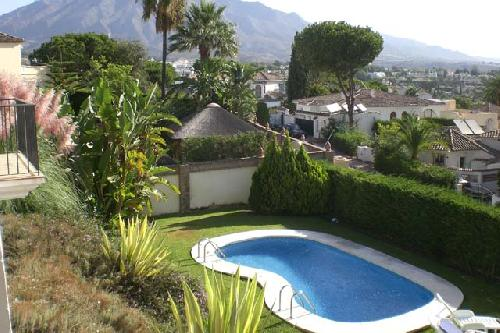 Holiday villa for rent private pool, Puerto Banus, Nueva Andalucia