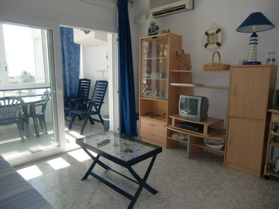 - Vacation rentals in an apartment, located in Roses, Costa Brava