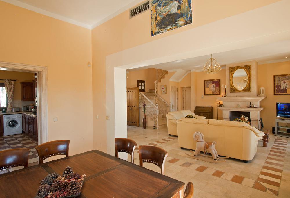 villa golf los narnajos piscine priv e 3 chambres louer pour les vacances. Black Bedroom Furniture Sets. Home Design Ideas