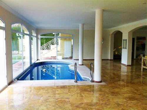 Marbella Holiday Villa Rental, 7 Bedrooms, El Rosario With Private Indoor  Pool, Jacuzzi   Hot Tub