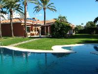 Holiday Villa next to the Casino Puerto Banus, Marbella to rent