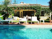 Andalusian renatals, holiday home with private pool, Golf Las Brisas