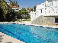 maison vacances Marbesa piscine privée